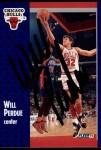 1991 Fleer #32  Will Perdue  Front Thumbnail