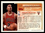 1993 Topps #128  Stacey King  Back Thumbnail
