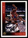 1993 Upper Deck #329  Stacey King  Front Thumbnail