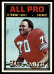 1974 Topps #135   -  Paul Smith  All-Pro Front Thumbnail