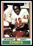 1974 Topps #193  Jim Kearney  Front Thumbnail
