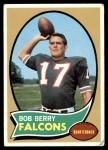 1970 Topps #259  Bob Berry  Front Thumbnail