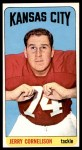 1965 Topps #98  Jerry Cornelison  Front Thumbnail