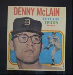 1970 Topps Poster #24  Denny McLain  Front Thumbnail
