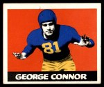 1948 Leaf #37  George Connor  Front Thumbnail