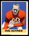 1948 Leaf #14 BN Mal Kutner  Front Thumbnail