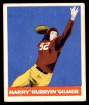 1948 Leaf #18  Harry Gilmer  Front Thumbnail