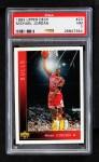 1993 Upper Deck #23  Michael Jordan  Front Thumbnail
