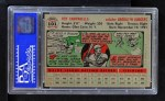 1956 Topps #101 GRY Roy Campanella  Back Thumbnail