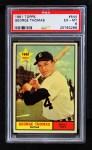 1961 Topps #544  George Thomas  Front Thumbnail