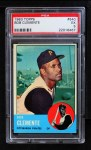 1963 Topps #540  Roberto Clemente  Front Thumbnail