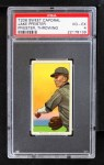 1909 T206 THR Jake Pfiester  Front Thumbnail