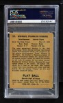 1941 Play Ball #35  Pinky Higgins  Back Thumbnail