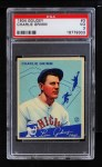 1934 Goudey #3  Charlie Grimm  Front Thumbnail