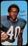 1970 Topps Super #22  Gale Sayers  Front Thumbnail