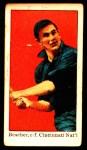 1909 E101  Bob Bescher  Front Thumbnail