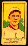 1919 W514 #99  Wally Schange  Front Thumbnail