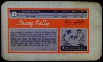 1970 Topps Super #8  Leroy Kelly  Back Thumbnail