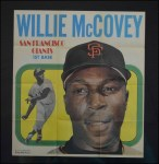 1970 Topps Poster #7  Willie McCovey    Front Thumbnail