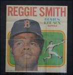 1970 Topps Poster #20  Reggie Smith      Front Thumbnail