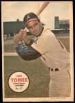 1967 Topps Poster Pin-Up Poster #27  Joe Torre  Front Thumbnail