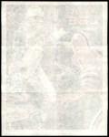 1970 Topps Poster #13  David Lee  Back Thumbnail