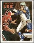 1970 Topps Poster #13  David Lee  Front Thumbnail