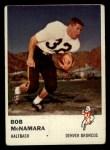 1961 Fleer #146  Bob McNamara  Front Thumbnail