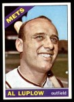 1966 Topps #188  Al Luplow  Front Thumbnail