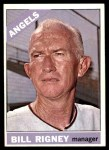 1966 Topps #249  Bill Rigney  Front Thumbnail