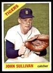 1966 Topps #597  John Sullivan  Front Thumbnail