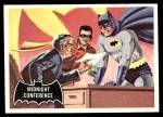 1966 Topps Batman Black Bat #4 BLK  Midnight Conference Front Thumbnail