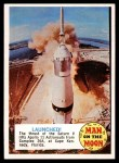 1970 Topps Man on the Moon #64 C  Launched Front Thumbnail