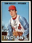 1967 Topps #214  Tom Kelley  Front Thumbnail