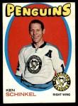 1971 Topps #64  Ken Schinkel  Front Thumbnail