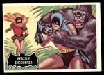 1966 Topps Batman Black Bat #50 BLK  Beastly Encounter Front Thumbnail