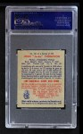 1949 Bowman #161  Jocko Thompson  Back Thumbnail