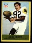 1967 Philadelphia #151  John Hilton  Front Thumbnail