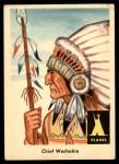 1959 Fleer Indian #14   Chief Washakie Front Thumbnail