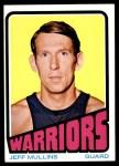 1972 Topps #85  Jeff Mullins   Front Thumbnail