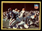 1967 Philadelphia #193   Cleveland Browns Front Thumbnail