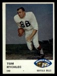 1961 Fleer #137  Tom Rychlec  Front Thumbnail