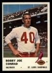 1961 Fleer #22  Bobby Joe Conrad  Front Thumbnail