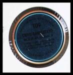 1971 Topps Coins #109  Chris Cannizzaro  Back Thumbnail