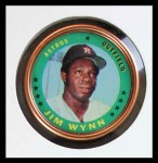 1971 Topps Coins #69  Jim Wynn  Front Thumbnail