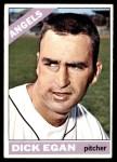 1966 Topps #536  Dick Egan  Front Thumbnail