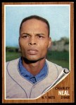1962 Topps #365  Charlie Neal  Front Thumbnail