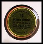 1971 Topps Coins #13  Bobby Bonds  Back Thumbnail