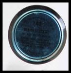 1971 Topps Coins #143  Glenn Beckert  Back Thumbnail