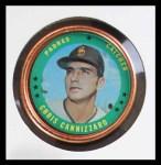 1971 Topps Coins #109  Chris Cannizzaro  Front Thumbnail